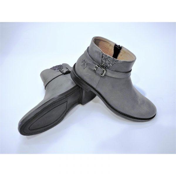 Chaussure montante bottine fille Baby Ketty : Deglas