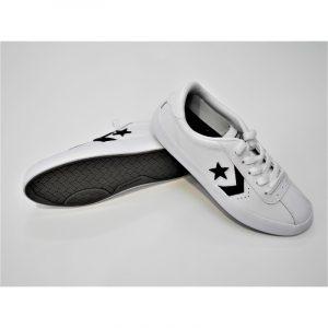 Chaussure basse blanche Converse : Break Point