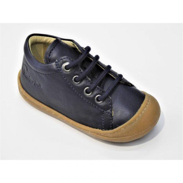 Chaussure montante garçon lacets marine Naturino : Nat Mini
