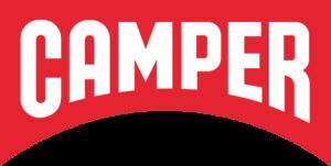 Logo marque camper