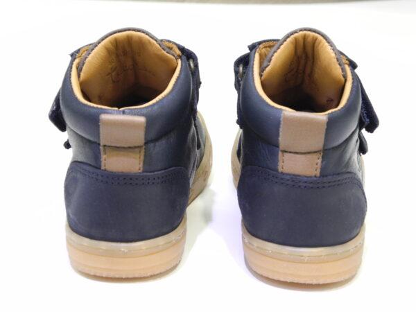 Bisgaard chaussure montante velcro