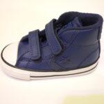 Chaussure montante scratch