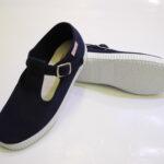 Sandale toile CIENTA marine
